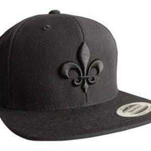Gorra de béisbol Flor de Lis