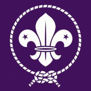 símbolo scouts Flor de lis