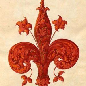 flor de lis - Florentia